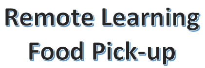 remote learning food pick up